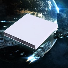 USB2.0 Optical External DVD Combo CD-RW ROM Burner Drive CD RW DVD ROM for PC Mac Laptop Netbook
