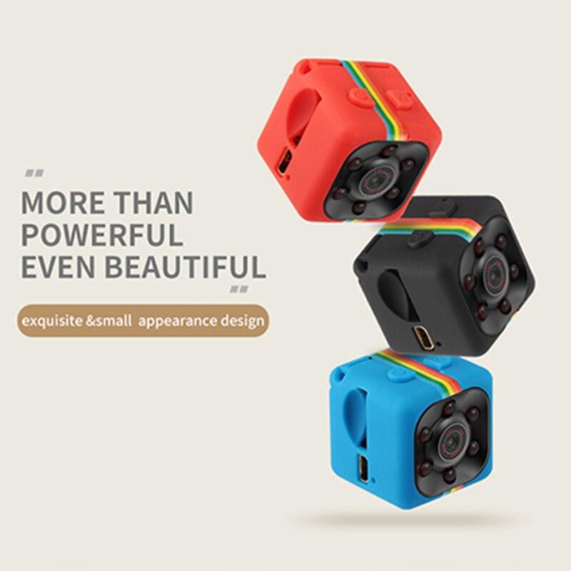 Portable 16G SQ11 HD 1080P Car Home CMOS Sensor Night Vision Camcorder Micro Cameras Camera DVR DV Motion Recorder Camcorder ...