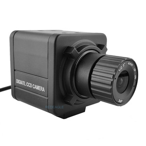 Image 4 - CVBS 700TVL Analog กล้องรักษาความปลอดภัยในร่มสีมินิกล้องเลนส์ 4MM