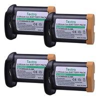 PCS 3000 mAh LP-E4N 4 1D LP-E4 Bateria Li-ion para Canon EOS Mark III  EOS-1D Mark IV  EOS 1Ds Mark III  EOS 1D C  EOS 1D X