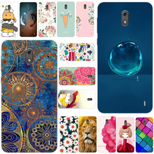 hot deal buy cover for nokia 2 case nokia2 cover soft silicone for nokia 2 2017 cover back protective phone case for nokia 2 dual sim ta-1029