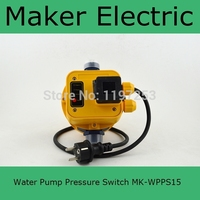 China Supplier Automatic Water Level Controller MK WPPS15 With Plug Socket Wires