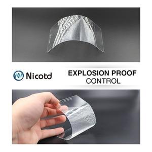 Image 4 - Protector de pantalla antiexplosión para Sony Xperia Z3 Compact Z1 Z2 Z4 Z5 Premium, frontal + trasero, 9H, 0,3mm, 2,5d, 2 unidades/lote