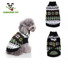 Xmas Color Without  Hoodies UK Style  Print Xmas Tree Comfortable Sweater For Dog Apparel For Small Medium Dog
