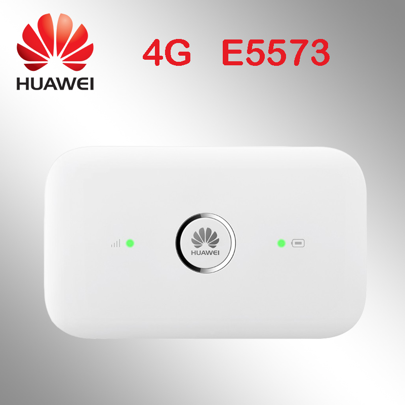 Unlocked Huawei E5573 E5573s-606 CAT4 150M 4G WiFi Router Wireless Mobile Wi Fi Hotspot 4G LTE FDD 700/1800/2100/2600MHz unlocked huawei e5175s 22 cpe wifi router lte fdd 800 900 1800 2100 2600mhz tdd2600mhz cat6 300mbps mobile 4g gateway router