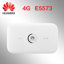 Unlocked Huawei E5573 E5573s-606 CAT4 150M 4G WiFi Router Wireless Mobile Wi Fi Hotspot 4G LTE FDD 700/1800/2100/2600MHz