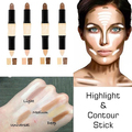 Women's Fashion Beauty Cosmetic Flawless Highlight Contour Stick Concealer Stick smt 101