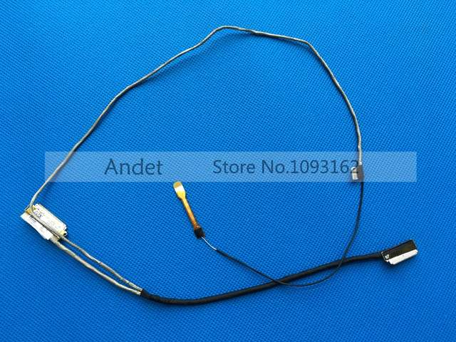 US $29 99  New Original for Lenovo ThinkPad T460P LCD Cable Line Edp Cabel  WQHD FHD ICT/eSkylink/MGE 01AV915 01AV916 -in Computer Cables & Connectors