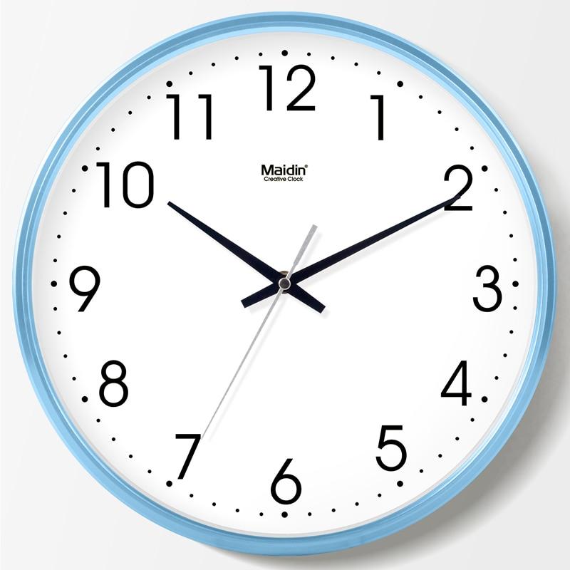 Maidin Creative Number Modern Design Digital Wall Clock ...