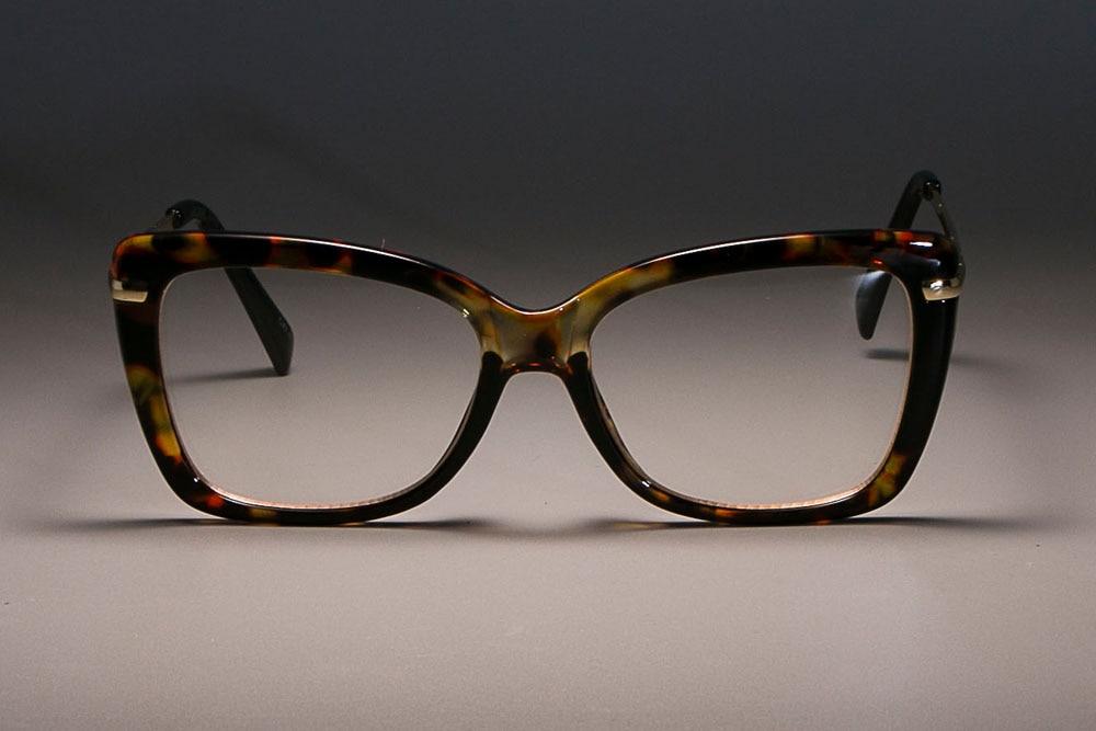 e42646190e0 2019 Sexy Square Glasses Frames Women Red Black Metal Legs Designer ...