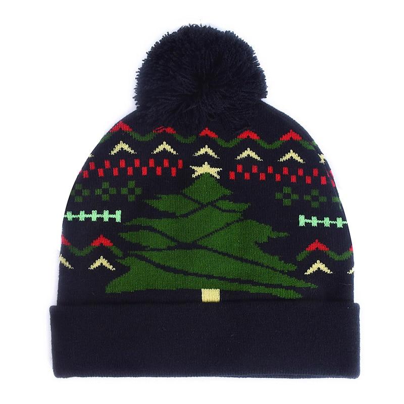 Christmas Tree Hats: XJHOOOO Winter Beanie 2018 Autumn Beanies Women Hats
