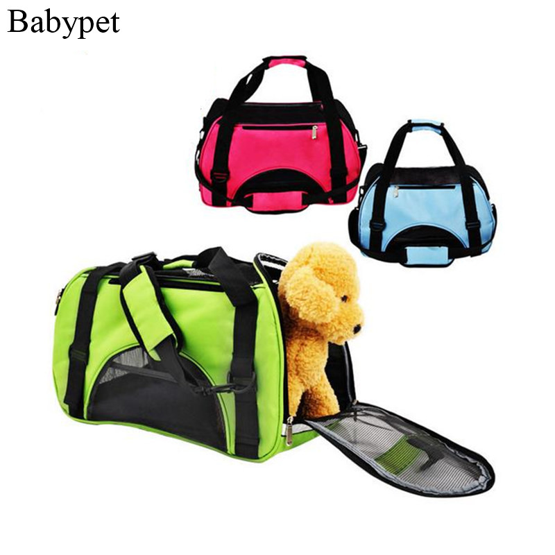 2016 Dog Carriers Amp Bags For Puppy Solid Waterproof Pet