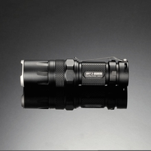 цена на Nitecore SRT3 CREE XM-L2 T6 Tactical LED Flashlight Waterproof Outdoor Camping Hunting Portable Torch Grey/Black Free Shipping