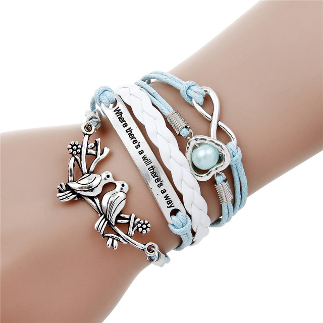 Women Fashion Charm Bracelets