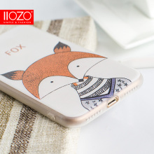 Lovely Cartoon Animals Case for iphone 7 7Plus 8 8Plus