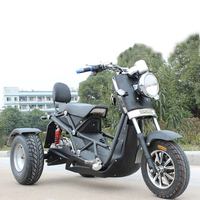 دراجة نارية سكوتر كهربائي 3 عجلة دراجة ثلاثية العجلات Citycoco شعبية كول 72 فولت 1000 واط عالية الطاقة للبالغين ركوب الدراجات للمعاقين سكوتر كهربائي الرياضة والترفيه -