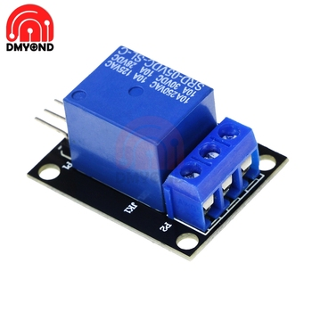 KY-019 5V One 1CH 1 Channel Relay Module Board Shield For PIC AVR DSP ARM For Arduino Diy Kit Diy Electronic image
