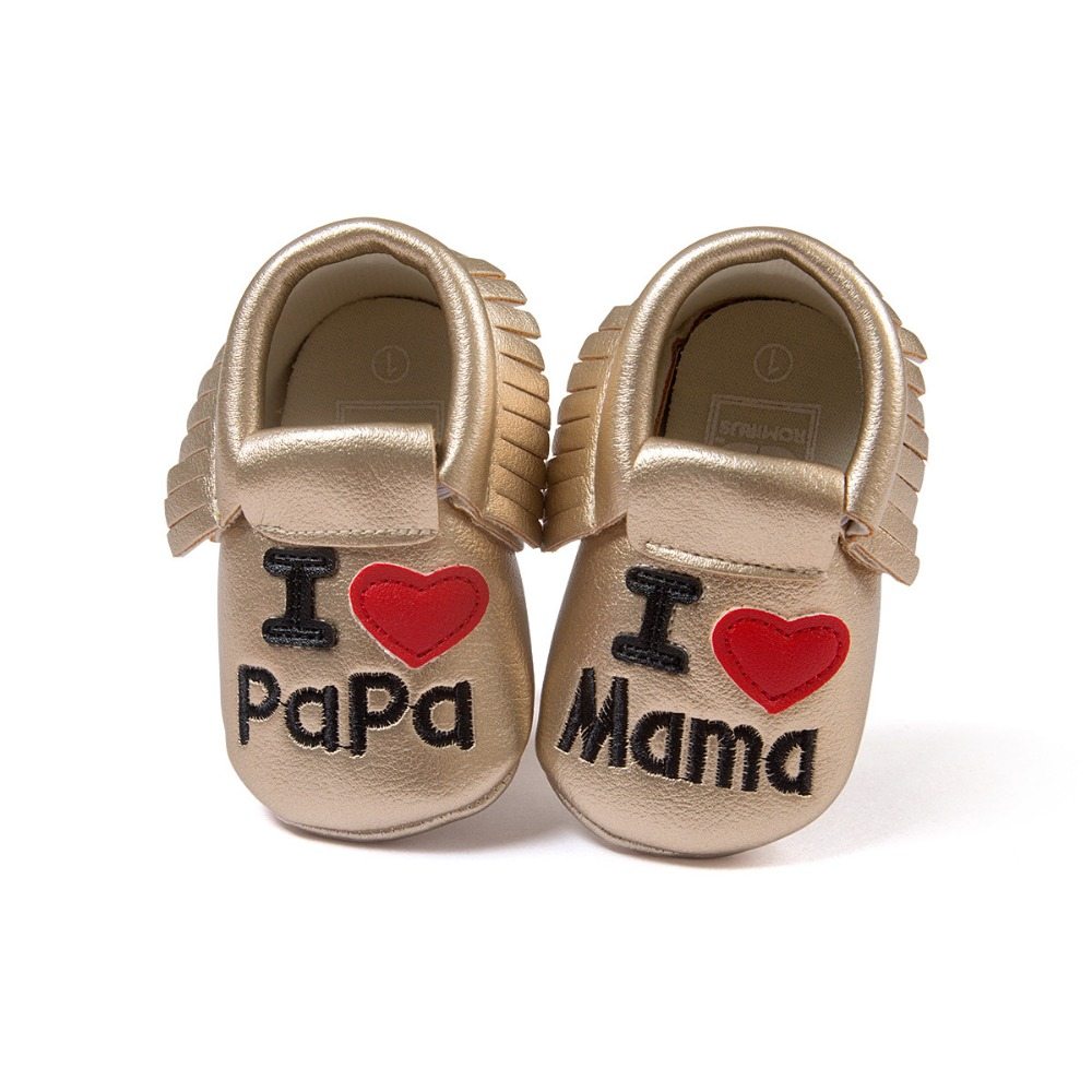 Soft Baby Leather Shoes Pattern