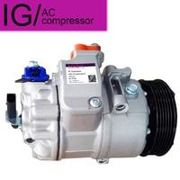 Авто AC компрессор для автомобиля для Volkswagen Polo, Golf Lupo Бора лиса 6Q0820803E 8Z0260805A 6Q0820808F 6Q0820803Q 6Q0820803HX 6Q0820808G