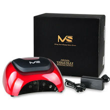 MelodySusie Professional 100-240V 48W LED UV Lamp Nail Dryer Very Fast Curing Nail Tools