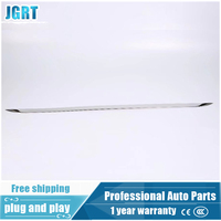 2018 car styling for Toyota Camry Stainless steel rear door trim for Camry Tailgate edge decoration strip 1 pcs