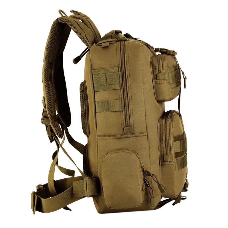 Sacs à dos en Nylon imperméables à l'extérieur sacs à dos tactiques Molle sacs à dos d'ordinateur portable sac à dos militaire sacs à dos sac de voyage Pack HX002 - 2
