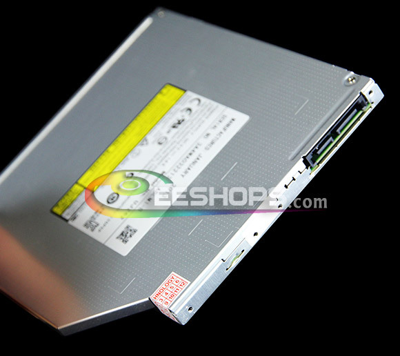ФОТО for Panasonic UJ252 UJ-252 Laptop Super Slim 9.5mm Blu-ray Burner Optical Drive Dual Layer 6X 3D BD-RE DL 8X DVD RW Writer Case