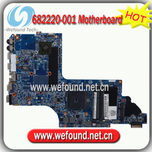682220-001,Laptop Motherboard for HP 8460P Series Mainboard,System Board