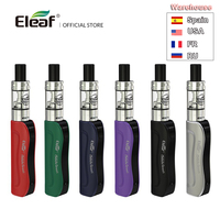 Original Eleaf iStick Amnis Kit Built in 900mAh battery 30W Wattage GS Air M Mesh Coil Electronic Cigarette Vape Pen kit