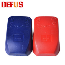 Фотография Brand Defus Auto Part Car Caravan Boat Motorhome Battery Quick Connector Battery Terminal With Caps For Top Posts Batteries