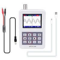 Digital Oscilloscope DIY Mini Oscilloscope With 1 Button Auto Measured Waveform Can Be Displayed Without Complicated Adjustment