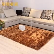 Coffee table bedroom carpet disposable modern living room carpet brief modern mats