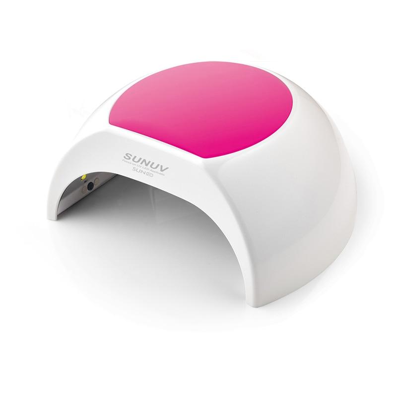 Mélange SEXY SUN2C 48 W professionnel lampe à ongles lampe UV sèche-ongles pour UV Gel LED Gel Machine à ongles capteur infrarouge