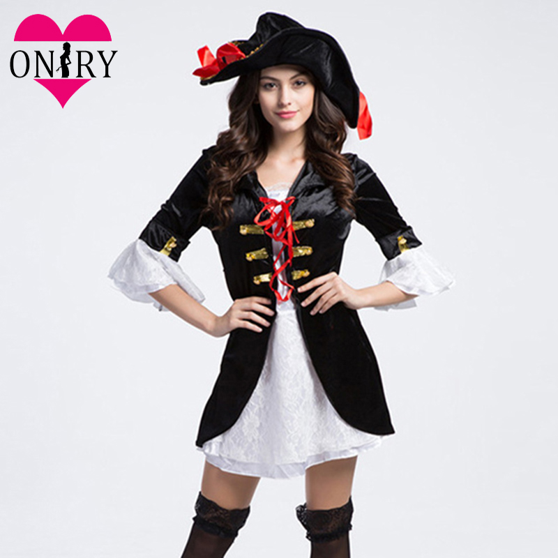 Detail Feedback Questions about Carnival Party Sexy Role Playing Outfit  Plus Size Halloween Costumes For Women Pirate Clothing Fantasy Costume  Adult Fancy ... f6b997ca1635