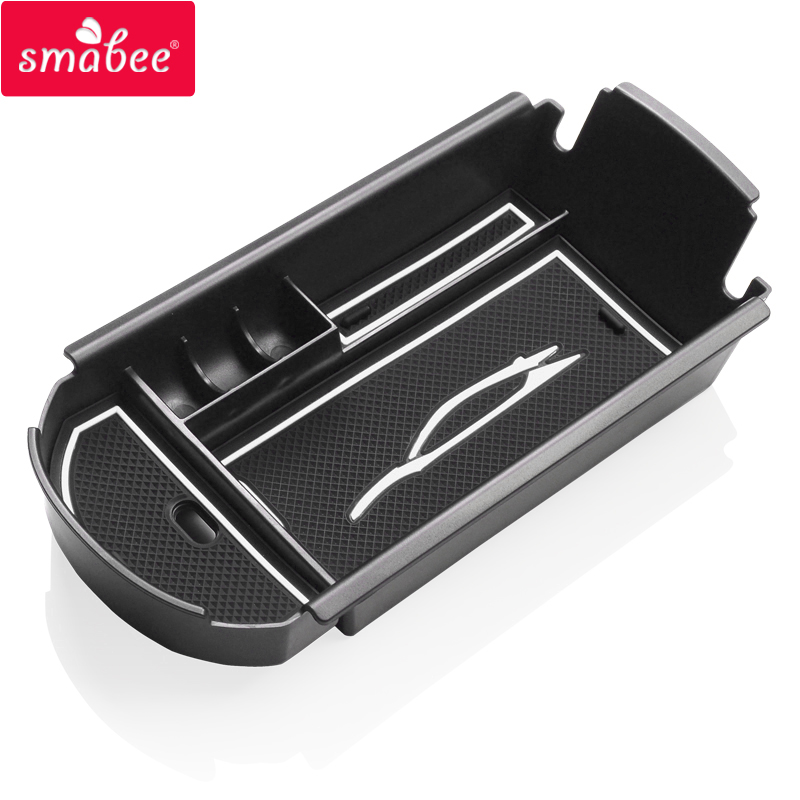 Smabee Car central armrest box For TOYOTA C HR 2016 2017 2018 2019 Interior Glove Box Tray Storage Box Auto Styling CHR BLUE in Stowing Tidying from Automobiles Motorcycles
