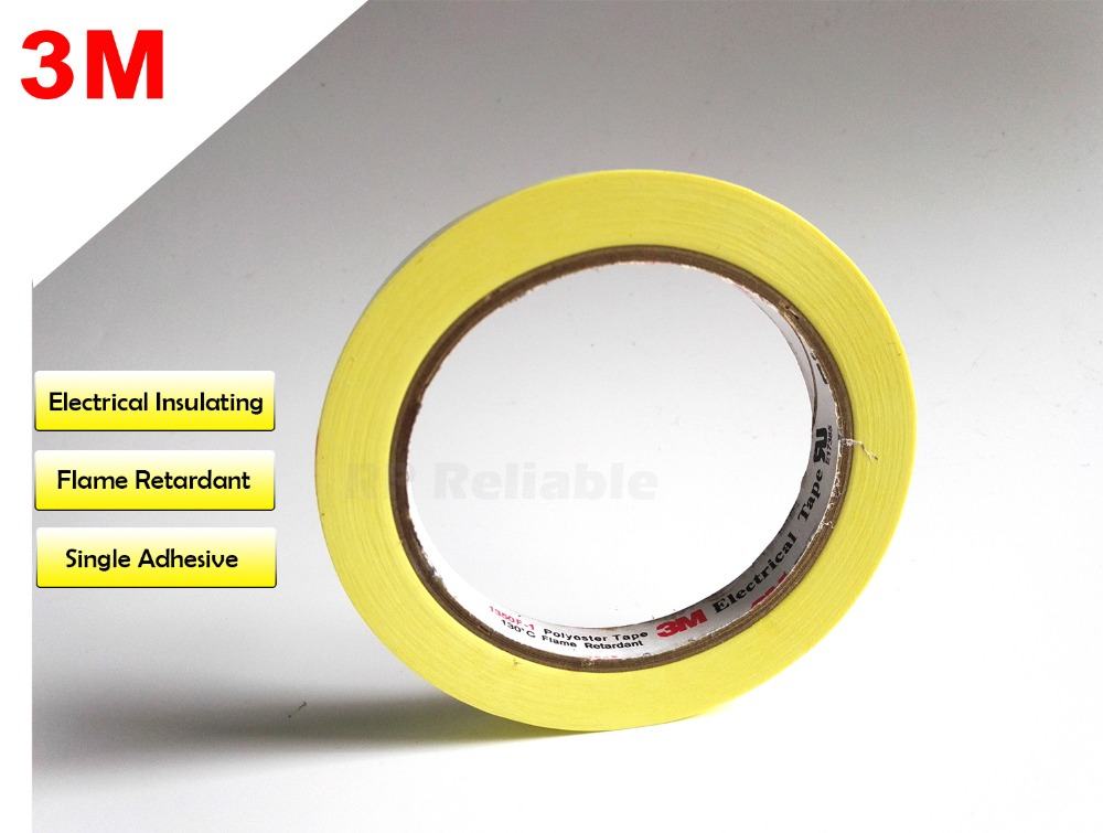 66M/Roll 3M Electrical Polyester Film Tape, Insulating Mylar Tape Flame Retardant for Coil, Transformer, Wire, Battery Wrap гайдар аркадий петрович детяммирклас гайдар чук и гек рассказы
