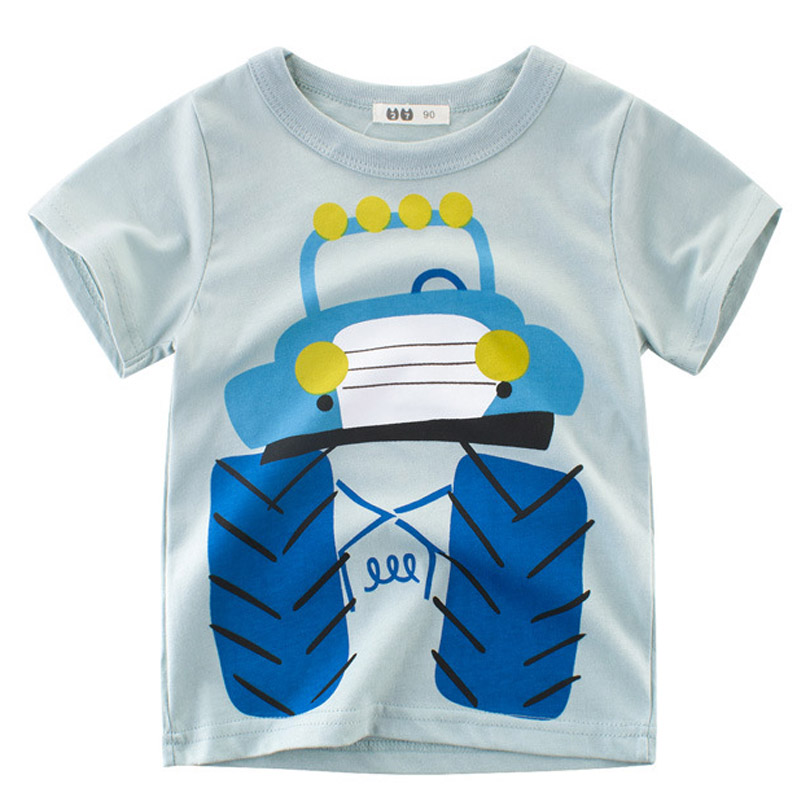 3ec5f862eae8 Summer Clothes Baby Girl Boy T-shirt Cotton Girls Boys Tee Shirts for Children  Short