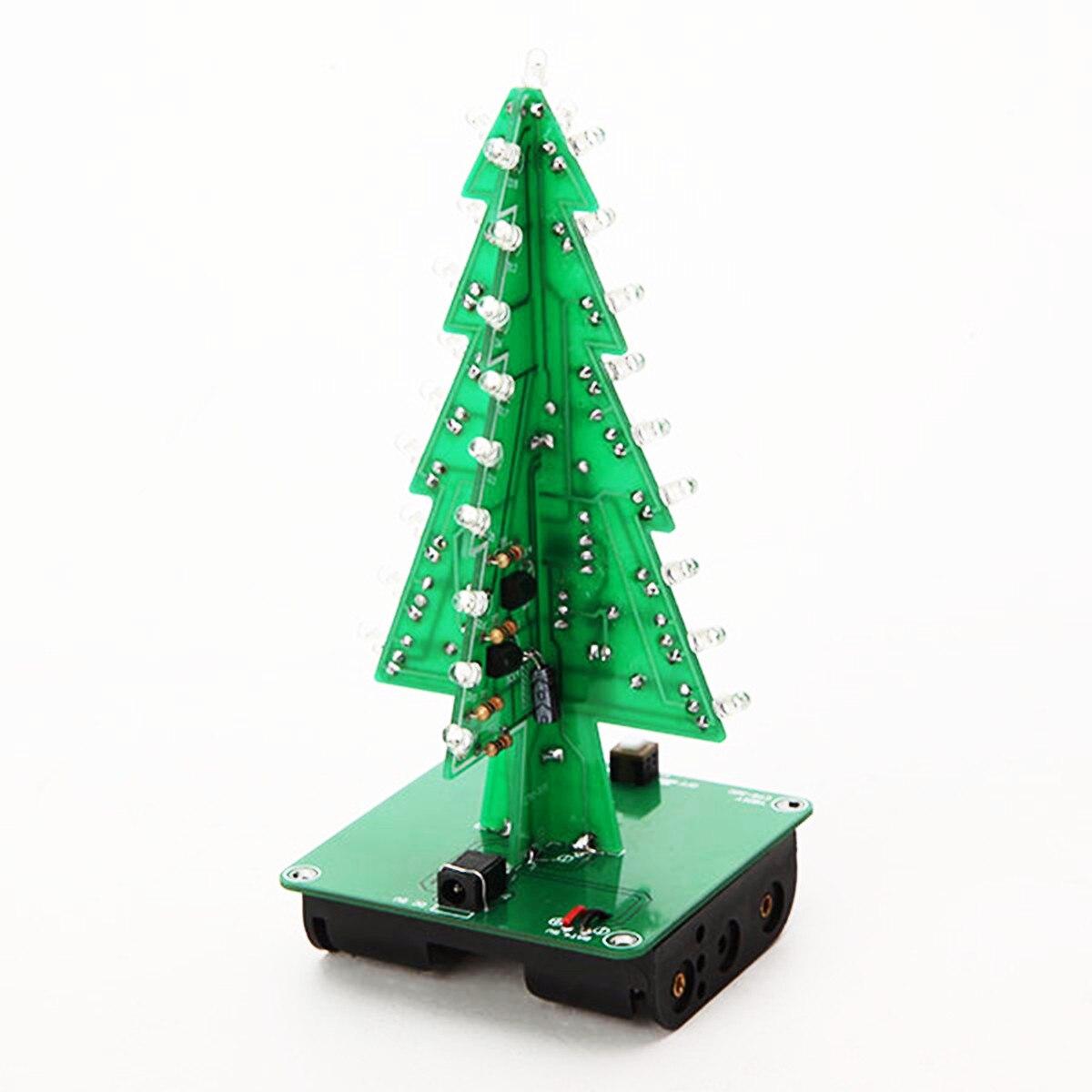 Assembled Christmas Tree LED Flash Module 3D LED Flash Light Device