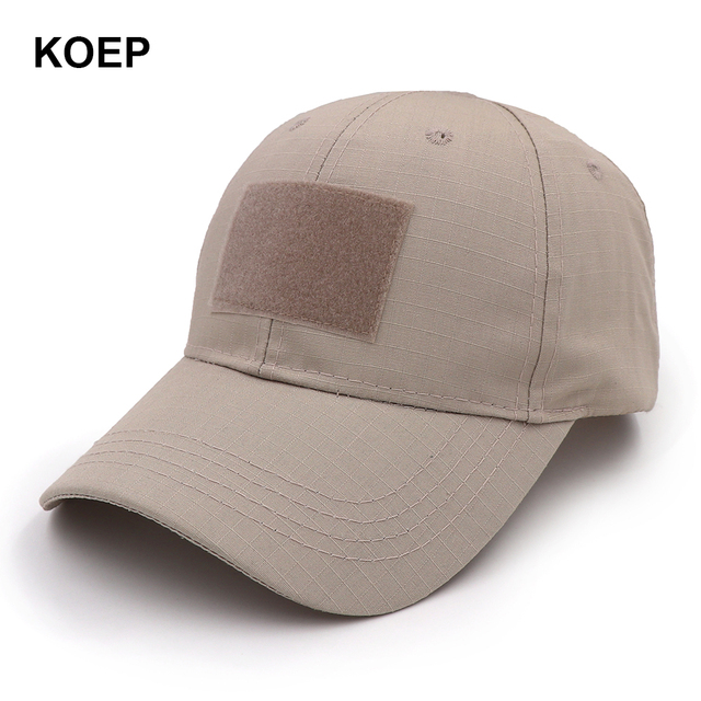 f74fe9b6a US $4.68 20% OFF|KOEP 2018 Outdoor Sport Snapback Caps Camouflage Hat  Simplicity Tactical Army Camo Hunting Cap Hat For Men Adult Training Cap-in  ...