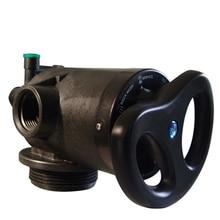 Coronwater ручной клапан управления F64AC для домашнего умягчителя воды в сборе