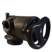 Montagem Coronwater F64AC válvula de controle Manual para Purificador de Água Doméstico|Peças p/ suavizador de água|Eletrodomésticos -