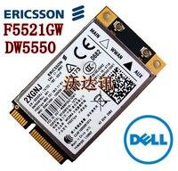 Sbloccato f5521gw dw5550 ericsson wireless 3g mini pci-e card per dell wcdma hspa wwan broadband mobile hspa 3g carta modulo GPS