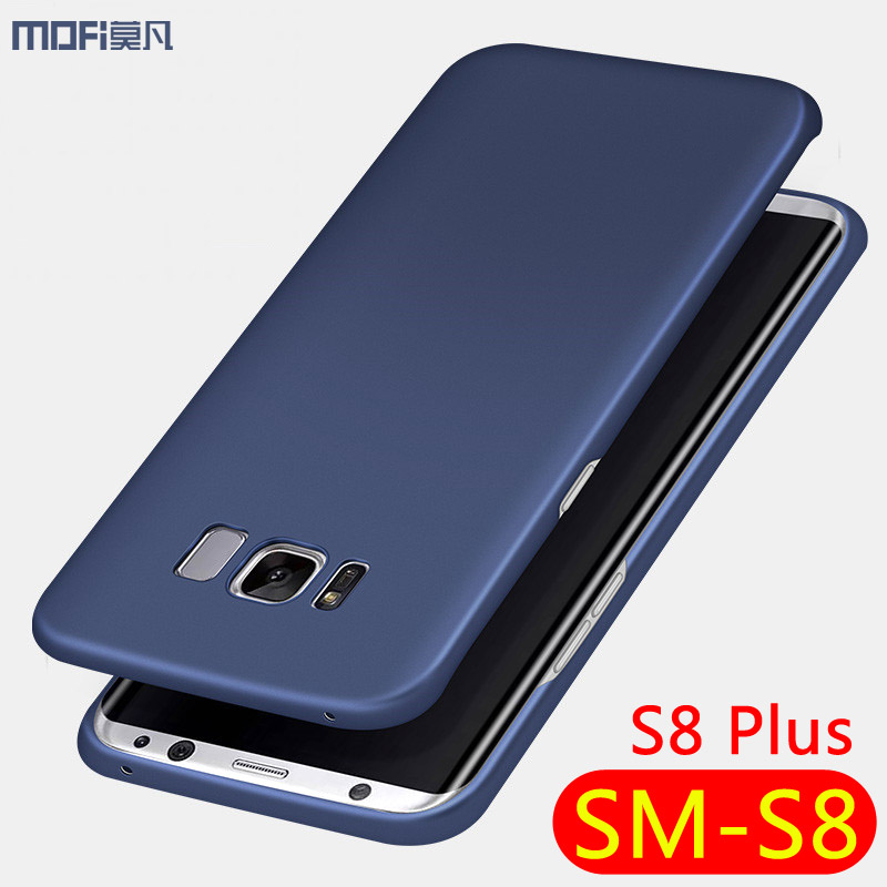 for samsung s8 case Samsung s8 plus case cover hard back fitted mofi ultra thin for samsung galaxy s8 case black gold luxury