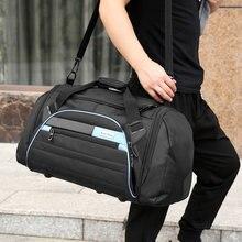 Big Travel Bag Large Capacity Men Women Hand Luggage Travel Duffle Bags font b Oxford b