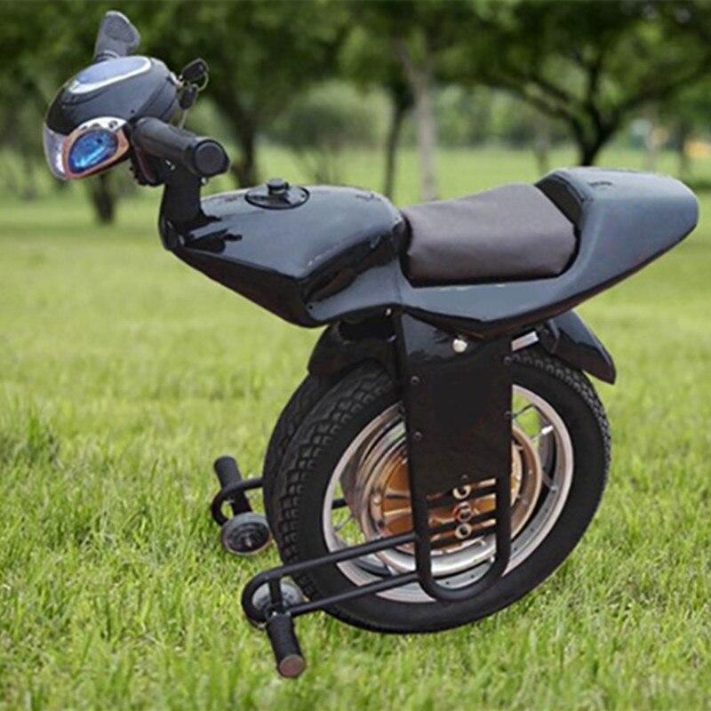 Top Vente 20 pouce Grande Roue Scooter Électrique Moto hoverboard planche à roulettes électrique