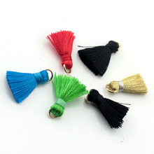Ring Mini with Tassel