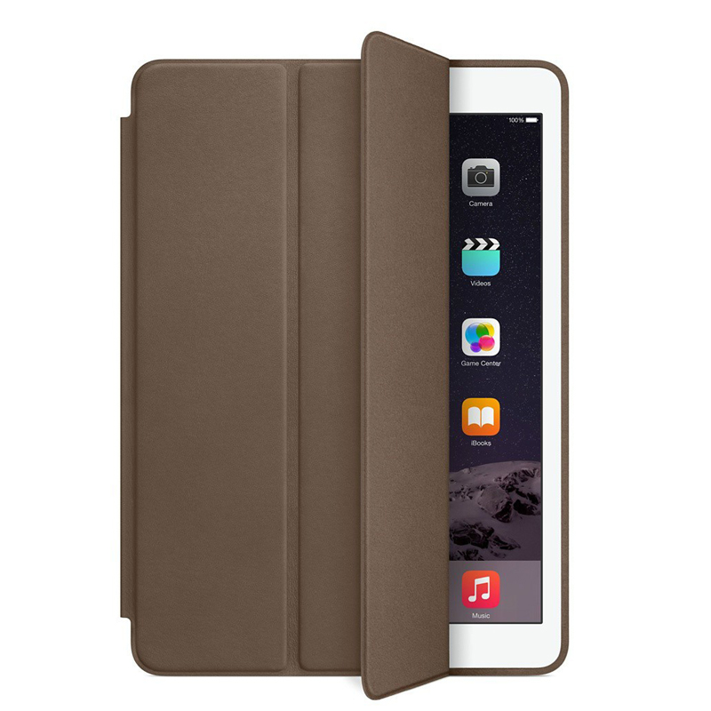 Funda inteligente para Ipad Air 2 funda Ultra Thin Flip Leather Stand - Accesorios para tablets - foto 5