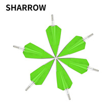 3pcs Archery Arrowhead  Green Color Hunting Sharp Broadhead Tips Point Used For Outdoor Bow Arrow Shooting 12pcs archery target arrowhead point od 8mm arrow broadhead arrow tips for 7mm arrow hunting bow accessories bow for shooting d