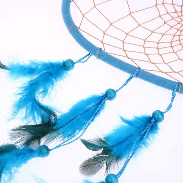Big Blue Heart Dream Catcher