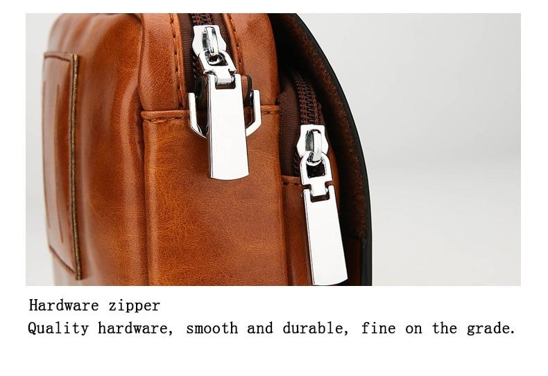 00a1822d2979 New POLO Men Crossbody Bag Luxury Handbag Pocket Money For Men ...